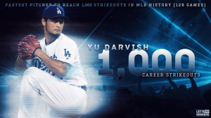 Los Angeles Dodgers 1000